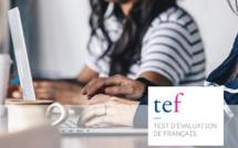 TEST D'ÉVALUATION DE FRANÇAIS (TEF) CARTE DE RESIDENT