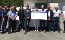 Fondation VINCI autoroutes soutient AFODIL